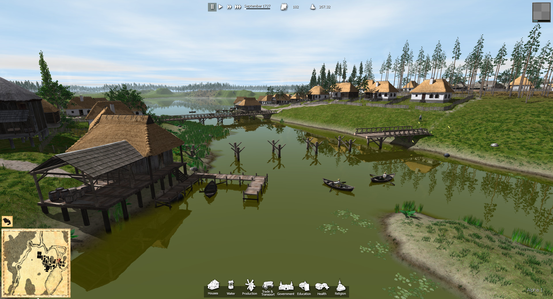 life is feudal forest village descargar español